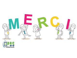MERCI CHERS CLIENTS/PARTENAIRES