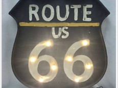 Route 66 Light