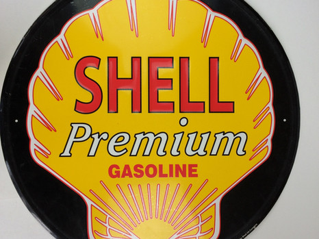 Original Gas Sign