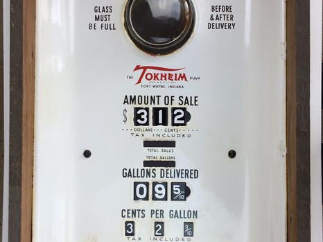 Gas Pump Front