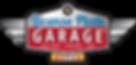 License Plate Garage Logo