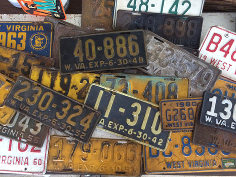 West Virginia Collection
