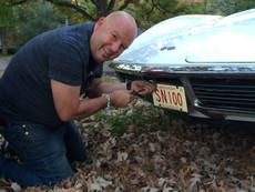 Classic Car Plates