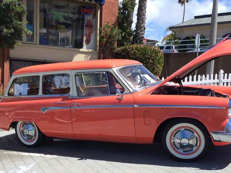 Car show beauty