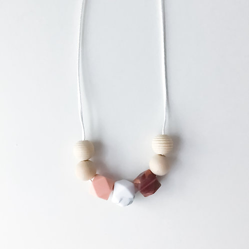 Sage Necklace - Autumn