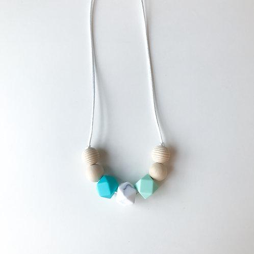 Sage Necklace - Spring