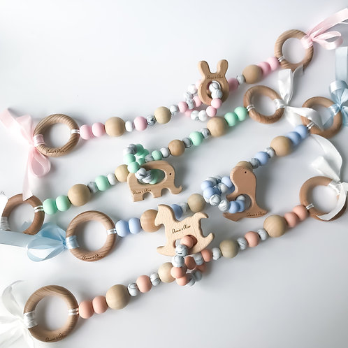 Animal Teether Garland