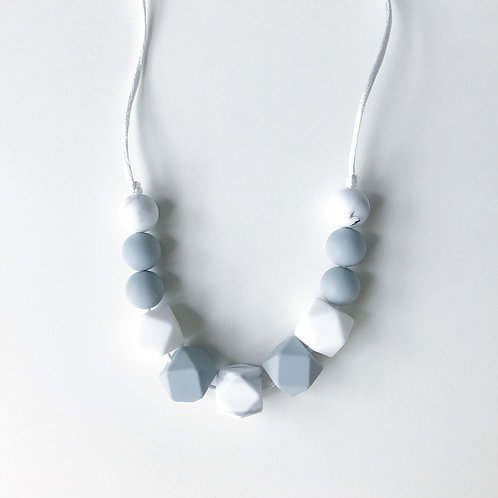 Lauren Necklace - Marble Luxe