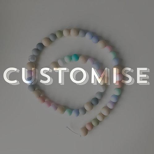 Add On: Customisation