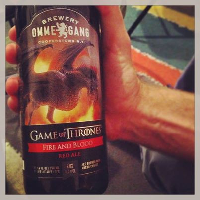 Game of Thrones Meets Ommegang