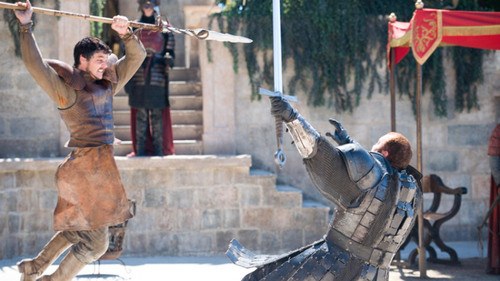 I Need More of the King's Landing Combat Arena