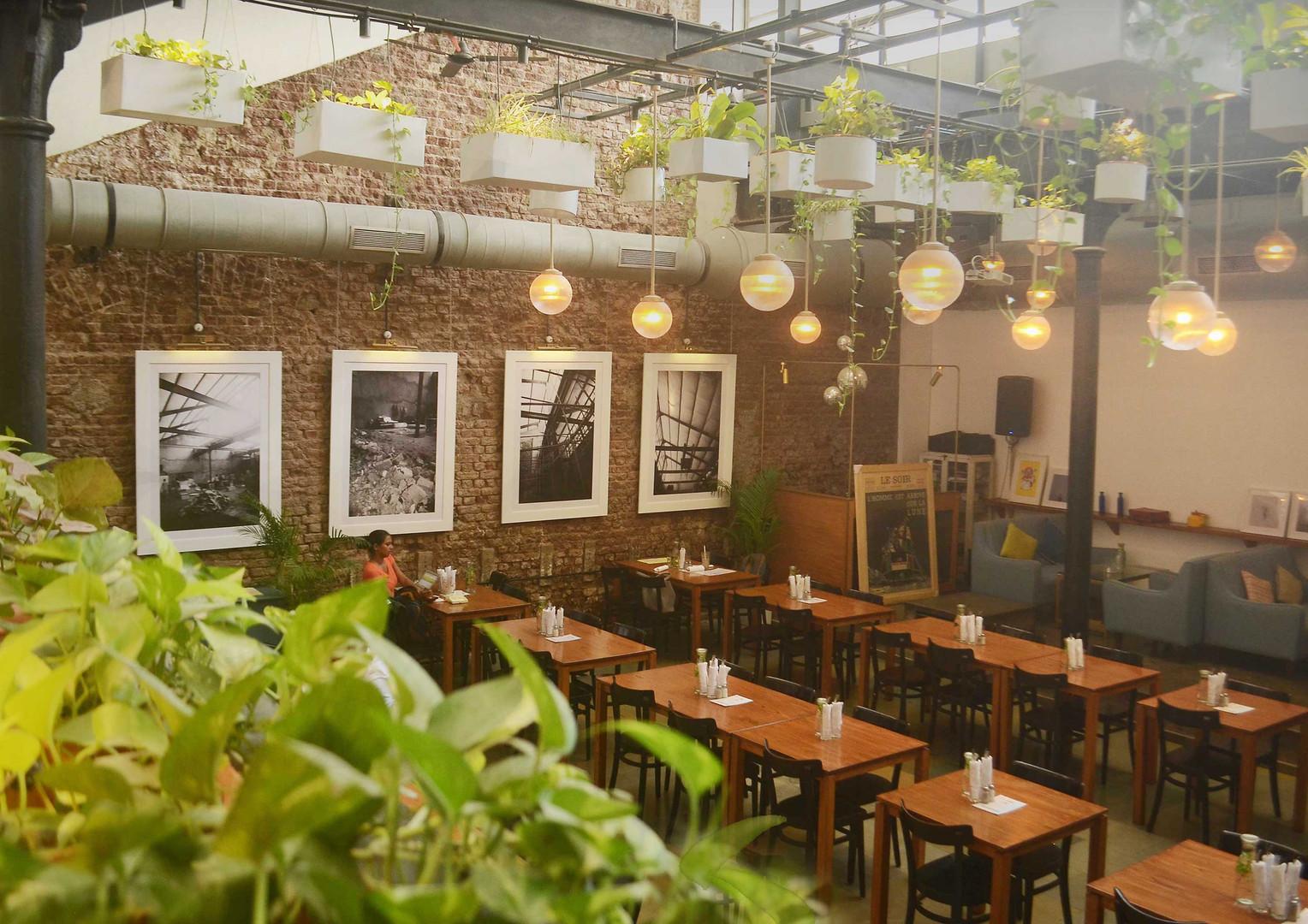 Cafe Zoe, Lower Parel