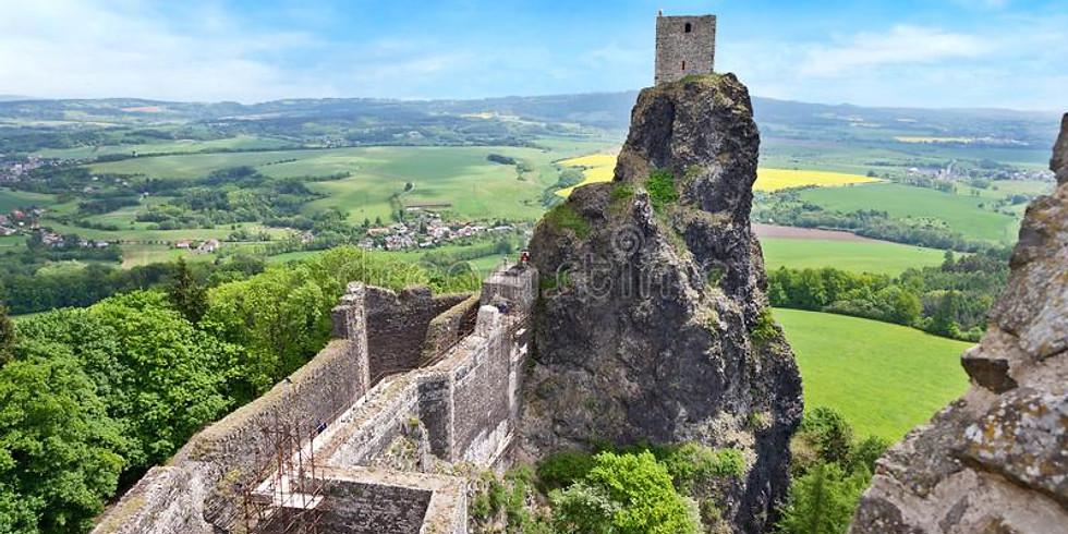 Hike to Cesky Raj - Trosky Castle