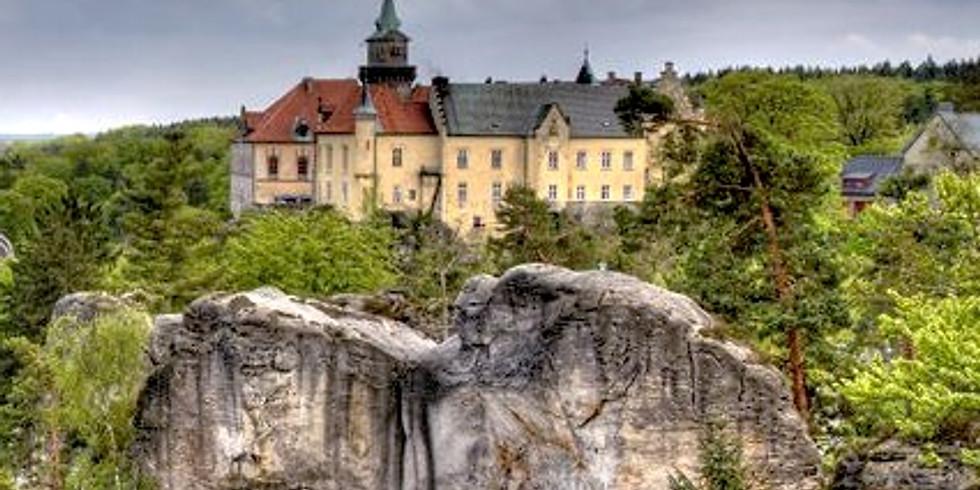 Hike around Hrubá Skála Castle - National Park