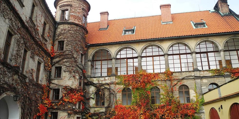 Valdštejn and Hrubá Skála Castles