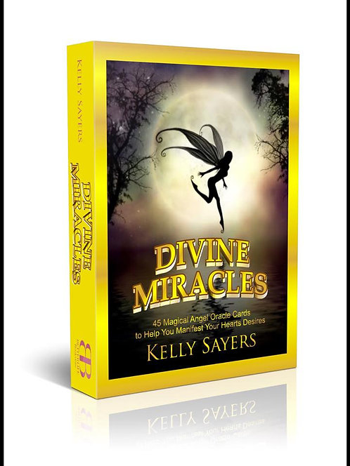 Divine Miracles Oracle Cards