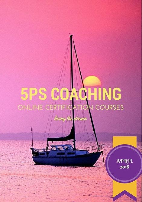 5Ps Courses - Online Certification Course