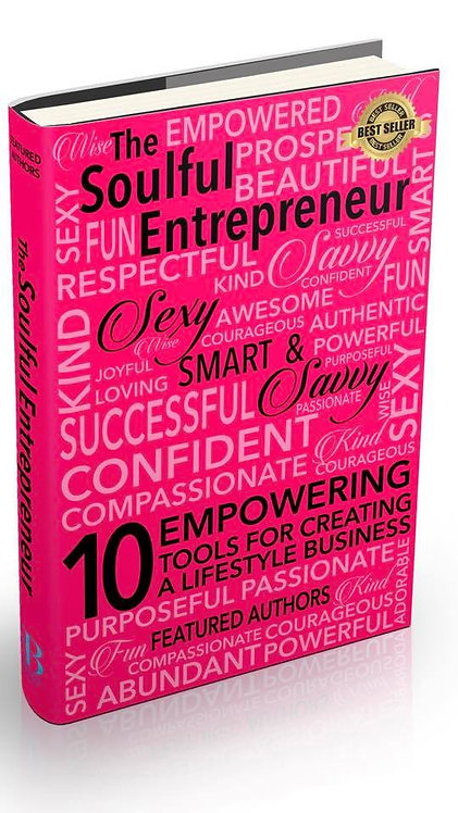 Soulful Entrepreneur EBOOK coming soon