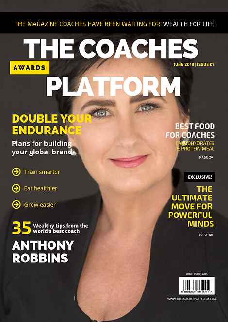 The Coaches Platform MAGAZINE 2022