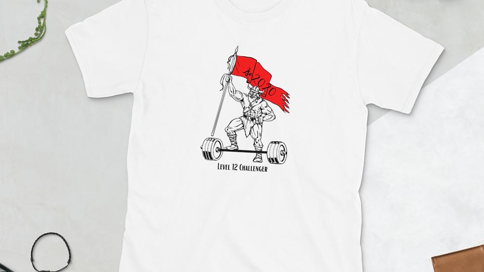 Level 12 Viking Isolation 2020 Short-Sleeve Unisex T-Shirt