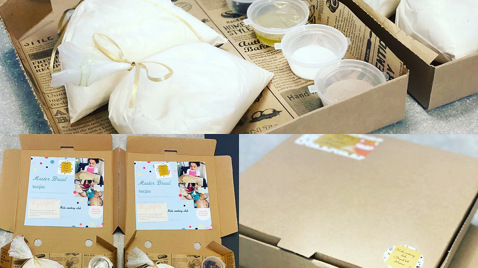 Kids Bread Maker Kit
