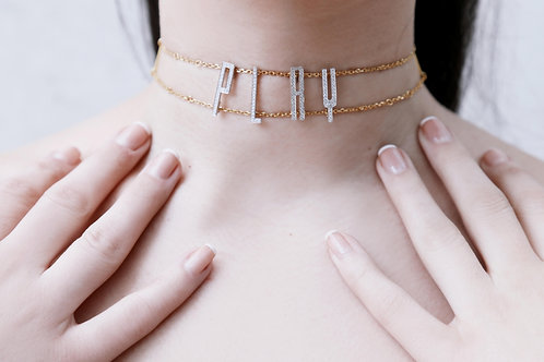 Create your own choker