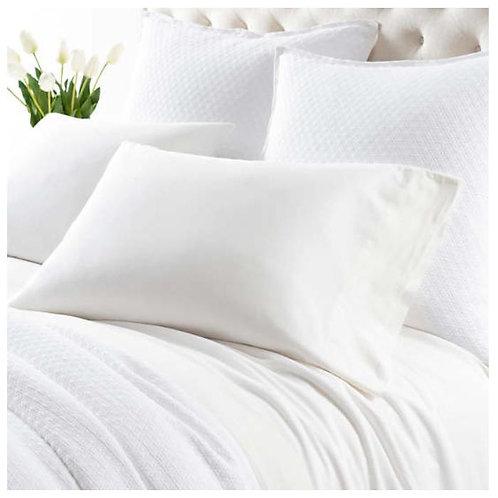 Comfy Cotton Sheet Set - Dove White
