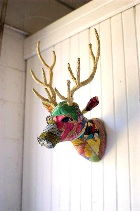 Reindeer Wall Mount
