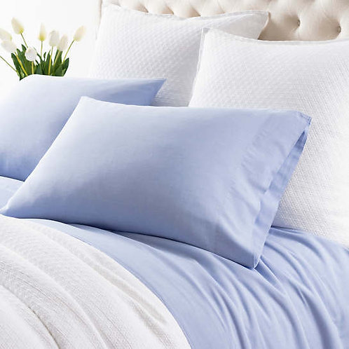 Comfy Cotton Sheet Set - French Blue