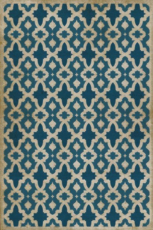 Vinyl Rug - The Blue Mosque