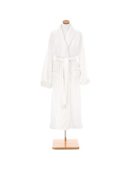 Pine Cone Hill Robe -White