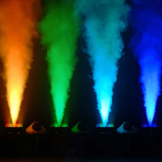 Pyro effect fogger for rent 850.968.1968