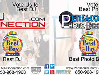 Please Vote Pensacola Photo Booth