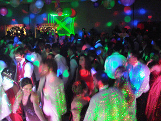 Homecoming Dances with A DJ Connection LLC and Pensacola Photo Both