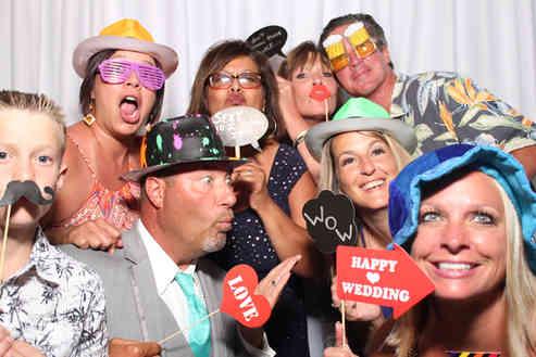 Pensacola Photo Booth fun