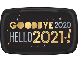 Goodbye 2020 and Hello 2021