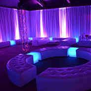 Deco room lighting