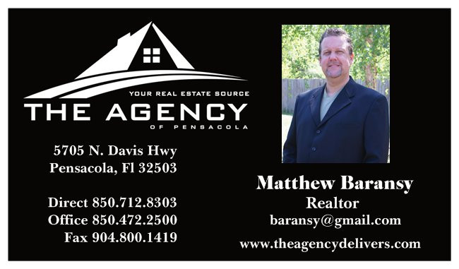 Matthew Baransy, Listing Agent and Licensed Realtor
