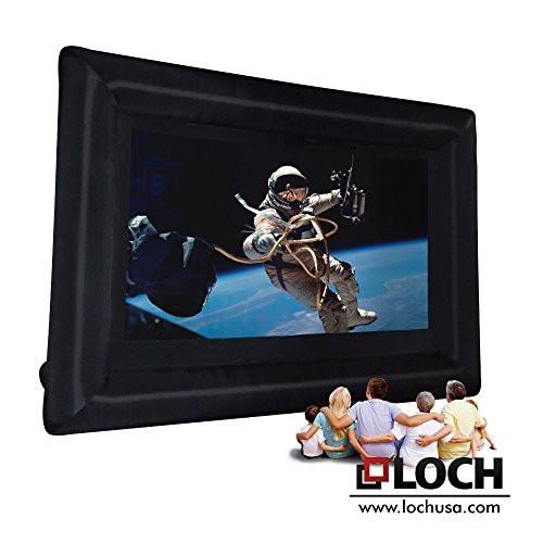 Pensacola inflatable movie screen