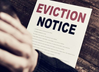Oct 1 2020 Time to pay rent, evictions are back