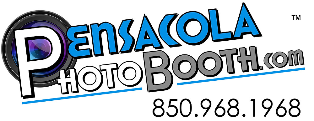 PPB Pensacola Photo Booth 850.968.1968 Logo