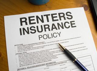Renters Insurance is NOT a luxury