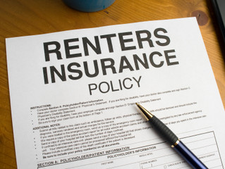 Renters Insurance is NOT a luxury