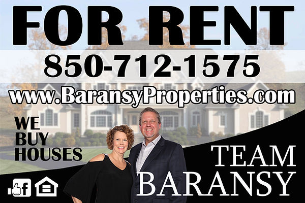 Baransy Properties rents houses