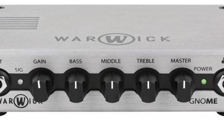 Bass Juice #3 - tři kolibří zesilovače Warwick Gnome