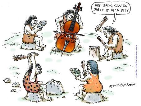 Na počátku věků - hudba jeskynních lidí a středověké chorály