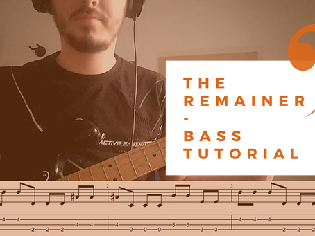 The Remainer - basový tutorial