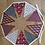 Thumbnail: 10 Flag Scottish Themed Bunting - Red