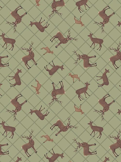 Sage Deer Check - Loch Lewis