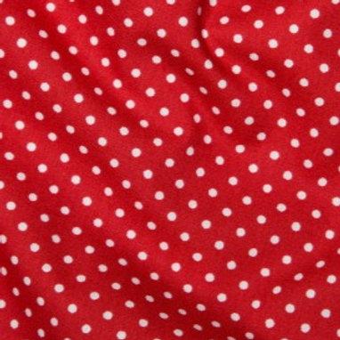 Red - Polka Dots